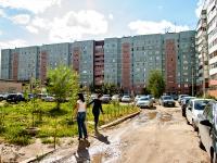 Казань, улица Лукина, дом 8. многоквартирный дом