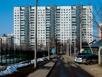 Казань, улица Лукина, дом 2. многоквартирный дом