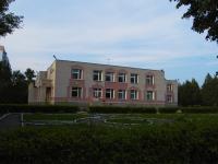 Казань, улица Побежимова, дом 40. детский сад №152