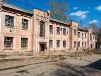 Казань, улица Побежимова, дом 34. многоквартирный дом