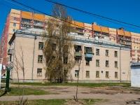 Казань, улица Побежимова, дом 34А. многоквартирный дом