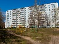 Казань, улица Побежимова, дом 39. многоквартирный дом