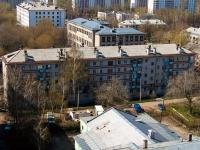 Казань, улица Побежимова, дом 41А. многоквартирный дом
