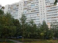 Казань, улица Побежимова, дом 15. многоквартирный дом