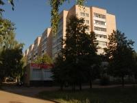Казань, улица Побежимова, дом 17. многоквартирный дом