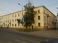 Казань, улица Челюскина, дом 8. многоквартирный дом
