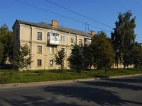 Казань, улица Челюскина, дом 10. многоквартирный дом