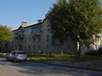 Казань, улица Челюскина, дом 14. многоквартирный дом