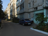 Казань, улица Челюскина, дом 25А. многоквартирный дом