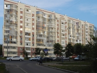 Казань, улица Челюскина, дом 26. многоквартирный дом