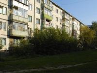 Казань, улица Челюскина, дом 27. многоквартирный дом