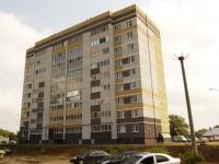 Казань, улица Межевая, дом 33. многоквартирный дом