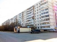 Казань, улица Айдарова, дом 18. многоквартирный дом
