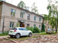Казань, улица Айдарова, дом 12. многоквартирный дом