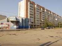 Казань, улица Айдарова, дом 7. многоквартирный дом