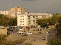 Казань, улица Айдарова, дом 8А. многоквартирный дом