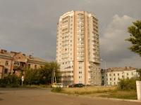Казань, улица Айдарова, дом 15. многоквартирный дом