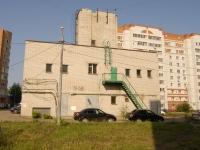 Казань, улица Айдарова. хозяйственный корпус