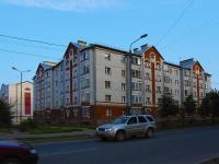 Казань, улица Беломорская, дом 15. многоквартирный дом
