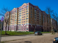 Казань, улица Беломорская, дом 10. многоквартирный дом
