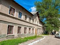 Казань, улица Беломорская, дом 11. неиспользуемое здание