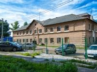 Казань, улица Беломорская, дом 13. многоквартирный дом
