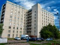Казань, улица Беломорская, дом 18А. общежитие