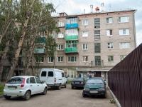 Казань, улица Беломорская, дом 73. многоквартирный дом
