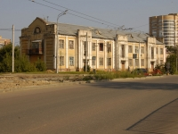 Казань, улица Ленинградская, дом 19. многоквартирный дом