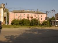 Казань, улица Ленинградская, дом 19А. многоквартирный дом