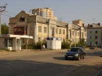 Казань, улица Ленинградская, дом 21. многоквартирный дом