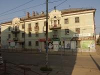 Казань, улица Ленинградская, дом 23. многоквартирный дом