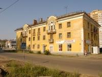 Казань, улица Ленинградская, дом 31. многоквартирный дом