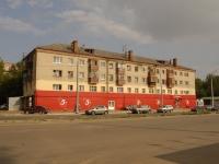 Казань, улица Ленинградская, дом 32. многоквартирный дом