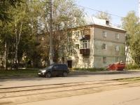 Казань, улица Ленинградская, дом 34. многоквартирный дом