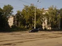 Казань, улица Ленинградская, дом 34А. многоквартирный дом