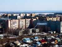 Казань, улица Максимова, дом 3. многоквартирный дом