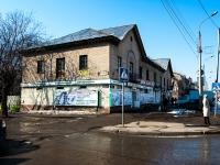 Казань, улица Максимова, дом 27. многоквартирный дом