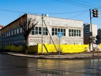 Казань, улица Максимова. строящееся здание