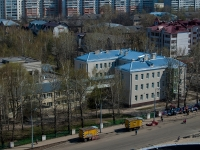 Казань, улица Максимова, дом 34. поликлиника