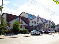 Казань, улица Максимова, дом 27А. многофункциональное здание