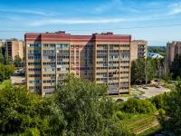 Казань, улица Максимова, дом 1Б. многоквартирный дом