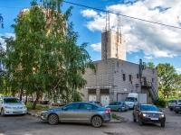 Казань, улица Максимова. ТЭЦ