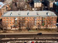 Казань, улица Симонова, дом 2Б. многоквартирный дом