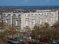 Казань, улица Симонова, дом 6. многоквартирный дом