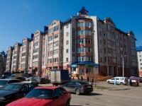 Казань, улица Симонова, дом 16. многоквартирный дом