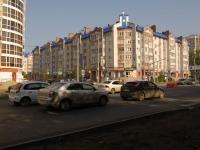 Казань, улица Симонова, дом 14. многоквартирный дом