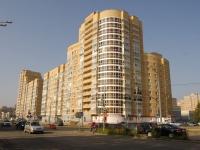 Казань, улица Симонова, дом 15. многоквартирный дом