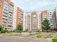 Казань, улица Пржевальского, дом 2. многоквартирный дом