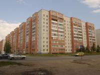 Казань, улица Пржевальского, дом 4. многоквартирный дом